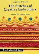The Stitches Of Creative Embroidery By Jacqueline Enthoven