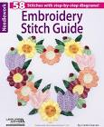 Embroidery Stitch Guide By Linda Causee