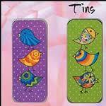 Flirty Birds Needle Slide by Just Nan