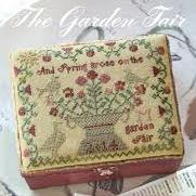 The Garden Fair by Blackbird Designs