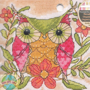 Whimsical Owl Needlepoint Kit by Dimensions