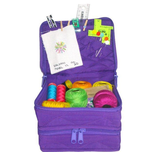 Yazzii Petite Double Craft Organiser