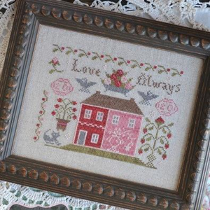 Love Always by Annie Beez Folk Art