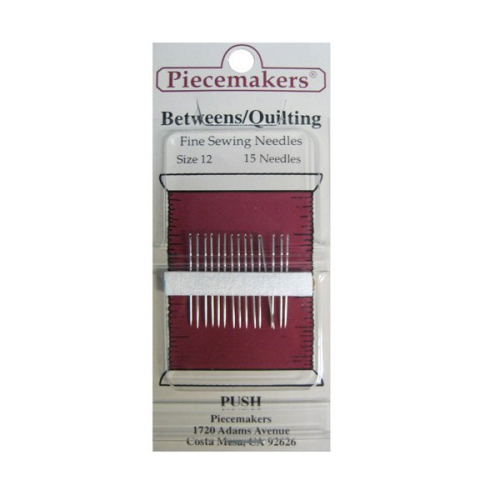 Piecemaker Betweens Needles
