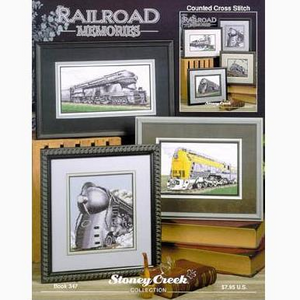 Railroad Memories by Stoney Creek Collection