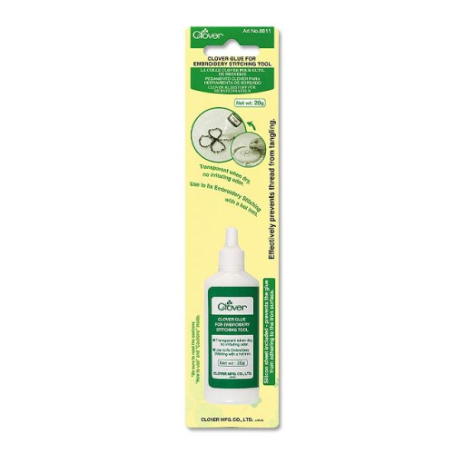 Clover Glue For Embroidery Stitching Tool