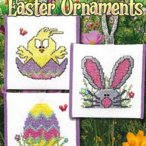 Easter Ornaments by Stoney Creek Collection