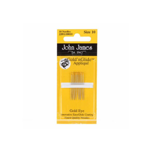 John James Applique Needles