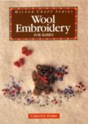Wool Embroidery and Blanket Books
