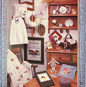 Weatherbee Farm Quilting and Cross Stitch by The Vanessa Ann Collection