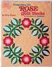 Templates For Rose Quilt Blocks By Rita Weiss