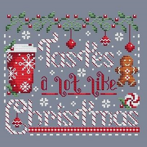 Tastes Like Christmas by Shannon Christine Designs