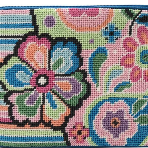 Stitch N Zip Cosmetic Case by Alice Peterson Co