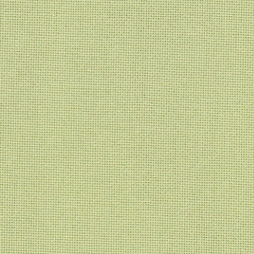 25CT Lugana Evenweave Zwiegart Per Metre Apple Green