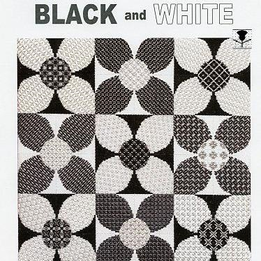 Black and White Chartpack by Finger Step Designs