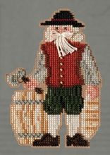 Colonial Santas By Mill Hill