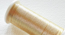 Goldwork Threads - Smooth Passing No 6
