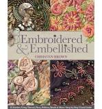 Embroidered And Embellished By Christen Brown