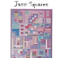 Jazz Squares Chartpack by Finger Step Designs