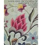 Encycolpedia Of Embroidery Stitches Including Crewel By Marion Nichols