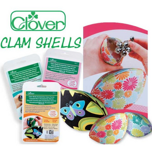 Clover Clam Shell Accessories Case