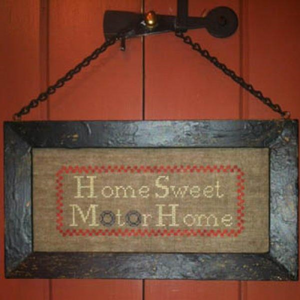 Home Sweet Motor Home by NeedleWorkPress
