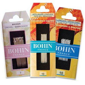 Bohin Applique Needles Long