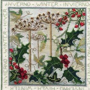 Four Seasons - Winter by Derwentwater Designs