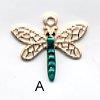 Susan Clarke Charm 964 Small Dragonfly