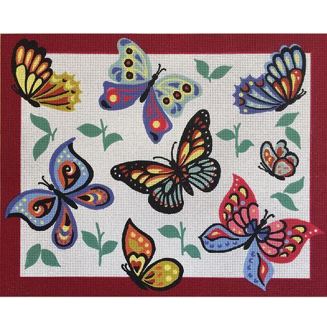 Butterflies Tapestry by Gobelin (14.803)