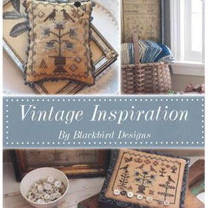 Vintage Inspiration By Blackbird Designs