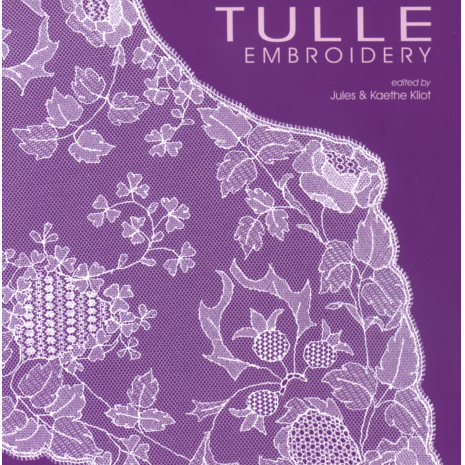Tulle Embroidery by Jules & Kaethe Kliot