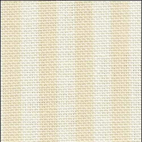 32CT Belfast Linen Neutral Parisian Stripes Zwiegart Per Metre