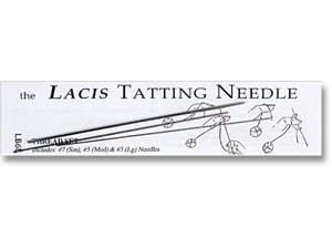 Lacis Tatting Needles