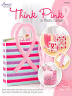 Think Pink In Plastic Canvas By Judy Crow