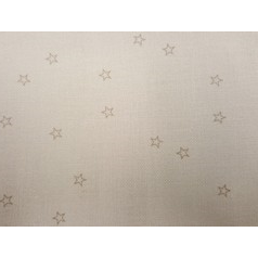 Linen Band 28CT With Stars 21cm Wide