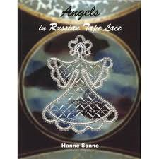 Angels In Russian Tape Lace By Hanne Sonne