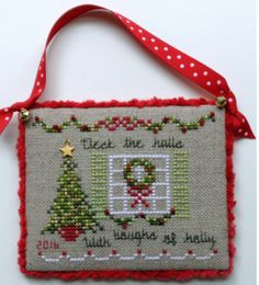 Deck The Halls By JBW Designs - Limited Edition Kit 2016
