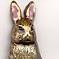 Susan Clarke Charm 531 Large Rabbit