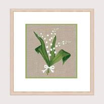 Lily of the Valley by Le Bonheur des Dames