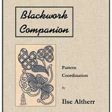 Blackwork Companion Book # 3 By Ilse Altherr