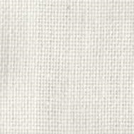 26CT Belgian Linen Per Metre Winter White