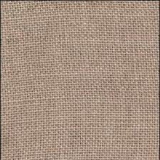 32CT R & R Hand-dyed Belfast Linen Creek Bed Brown Per Metre