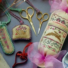 Spring Fobs by Heart in Hand