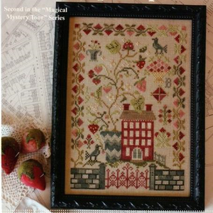 Strawberry Fields Forever By Blackbird Designs