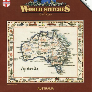 World Stitches: Australia by Susan Ryder