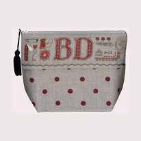 Initials Large Purse Kit By Le Bonheur des Dames