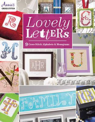 Lovely Letters By Annie's Cross Stitch