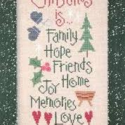 Christmas Is...by Lizzie Kate