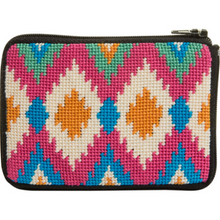 Stitch N Zip Coin Purse by Alice Peterson Co